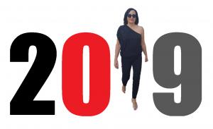מתחילה את2019 ברגל ימין